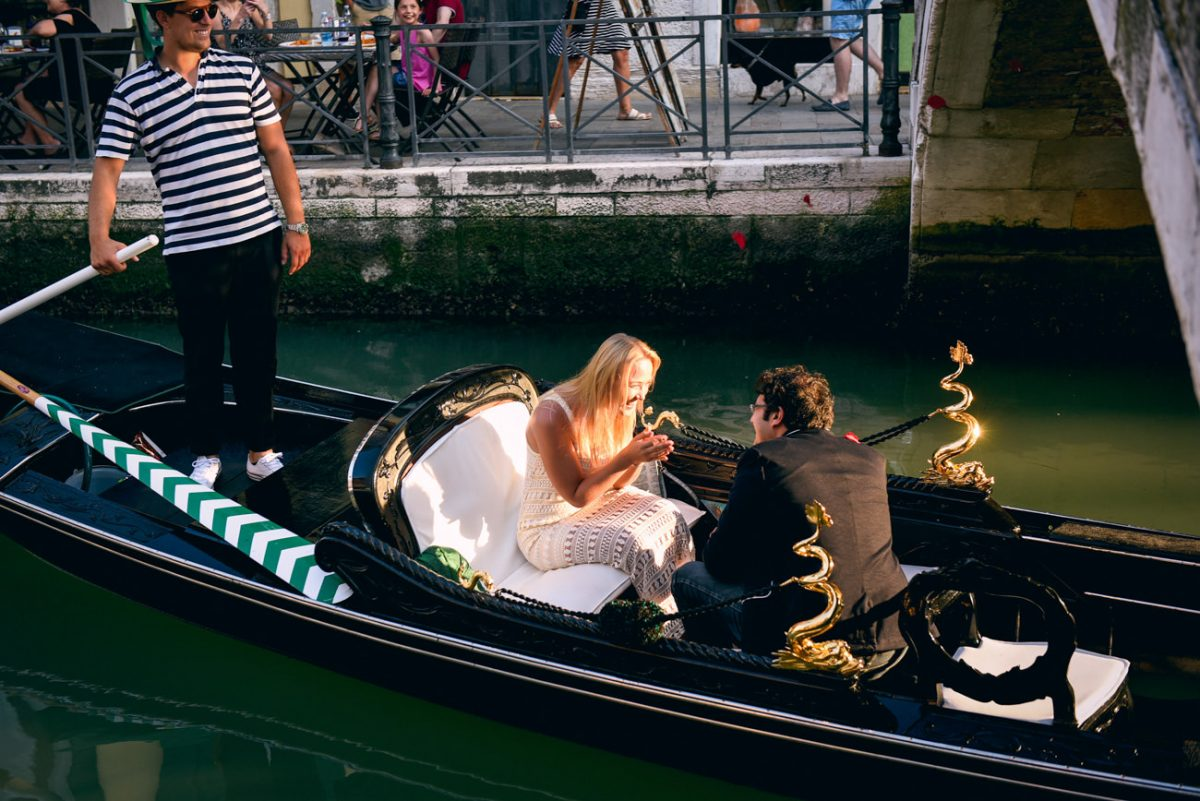 Marriage Proposal Venice - Wedding Proposal Venice