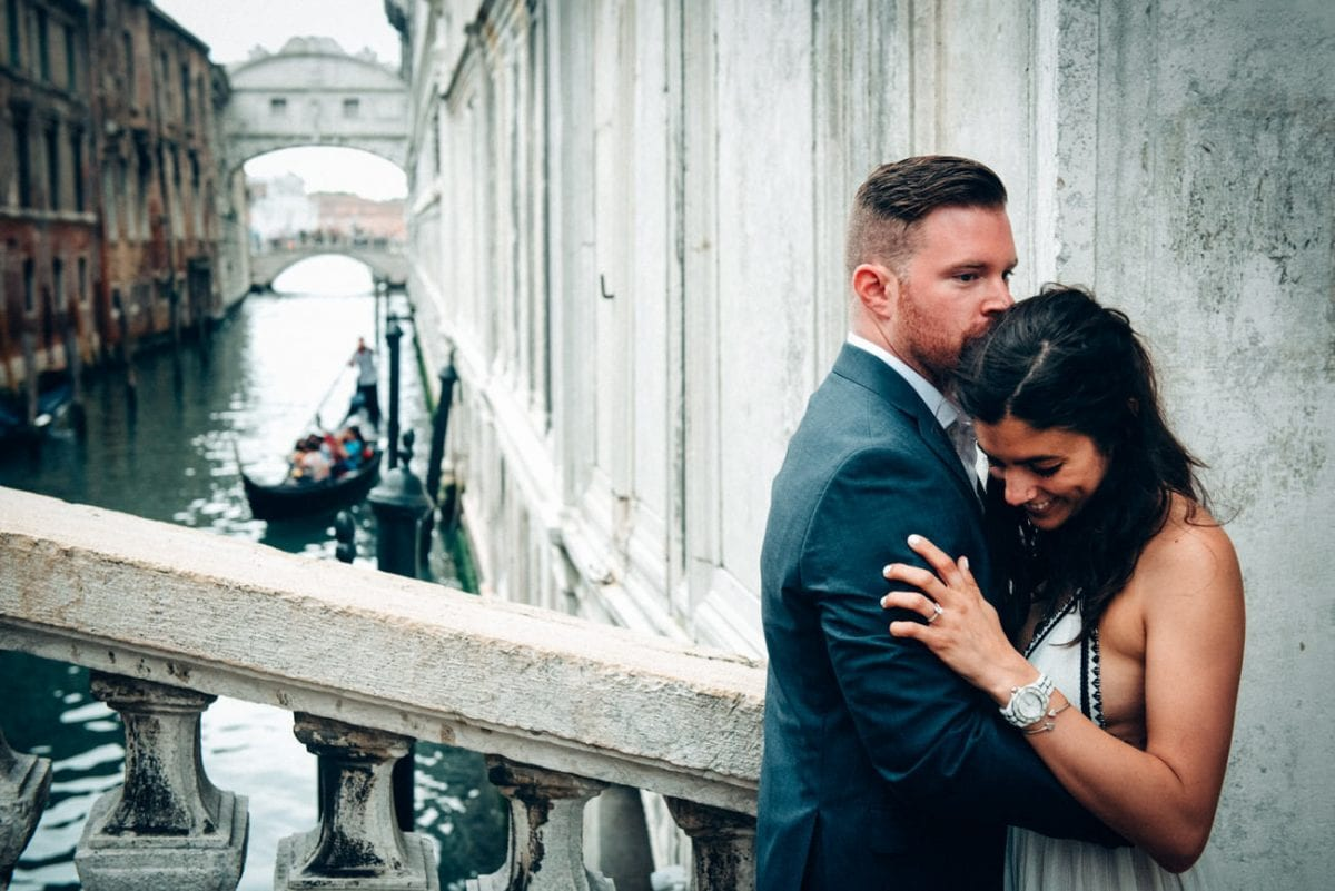 Wedding Proposal Venice - Couple Photos Venice