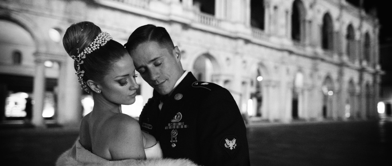 matrimonio basilica palladiana Vicenza 001 1 - M + A - American Wedding in Italy