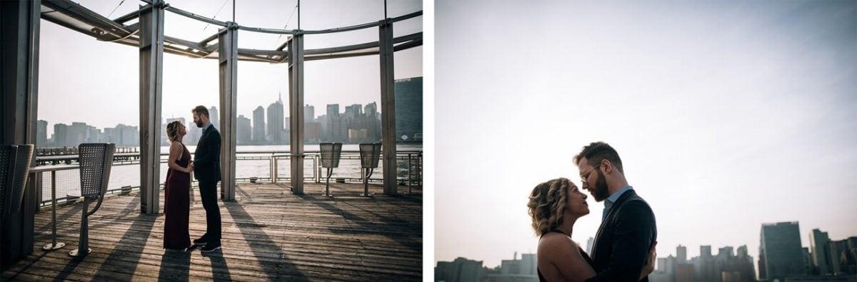 Wedding Anniversary in New York - Couple Photos New York