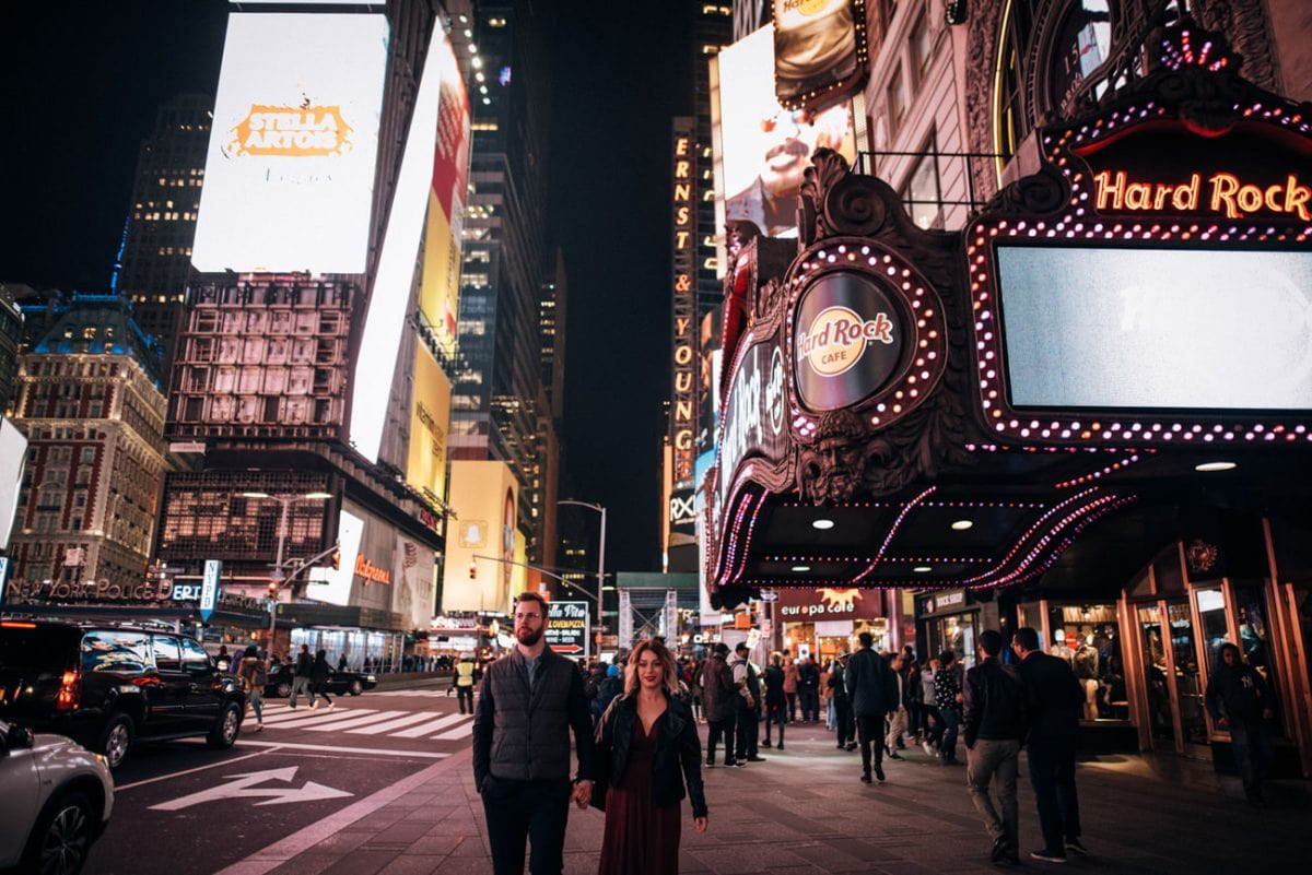 Anniversary Photos New York - Couple Photographer New York