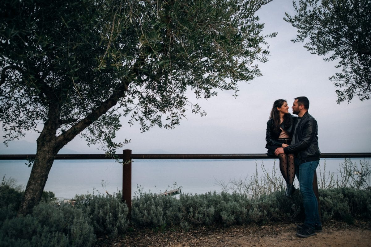 Couple Photos Lake Garda - Engagement Photos Lake Garda