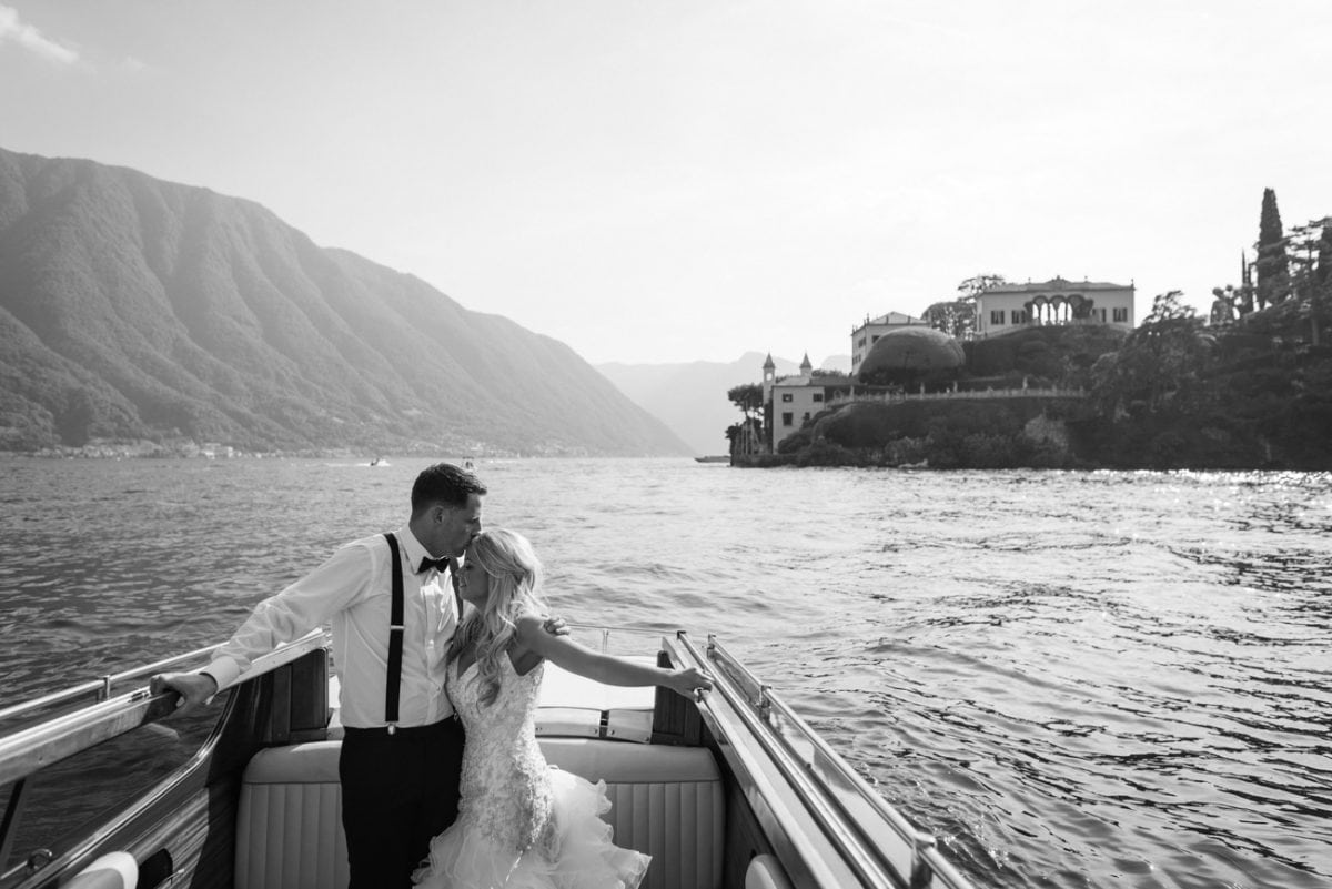 Wedding Photographer Lake Como - Wedding Lake Como