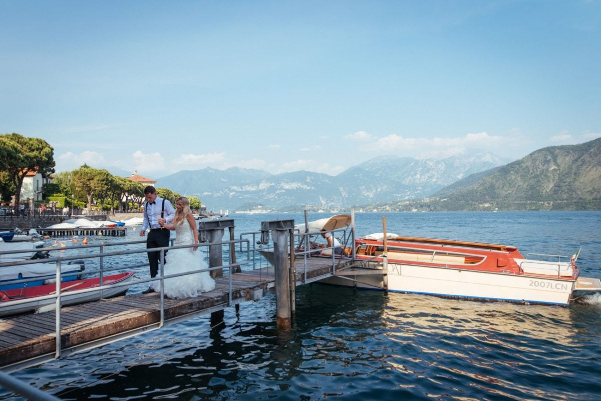 Wedding Photographer Lake Como - Destination Wedding in Lake Como