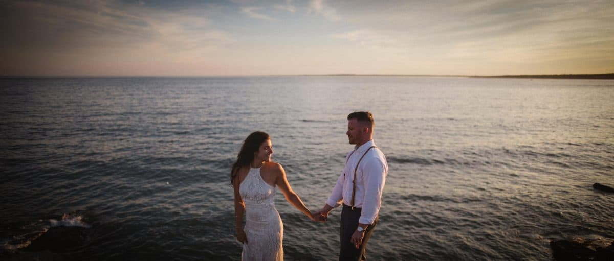 Destination Wedding Photographer - Wedding Newport Rhode Island