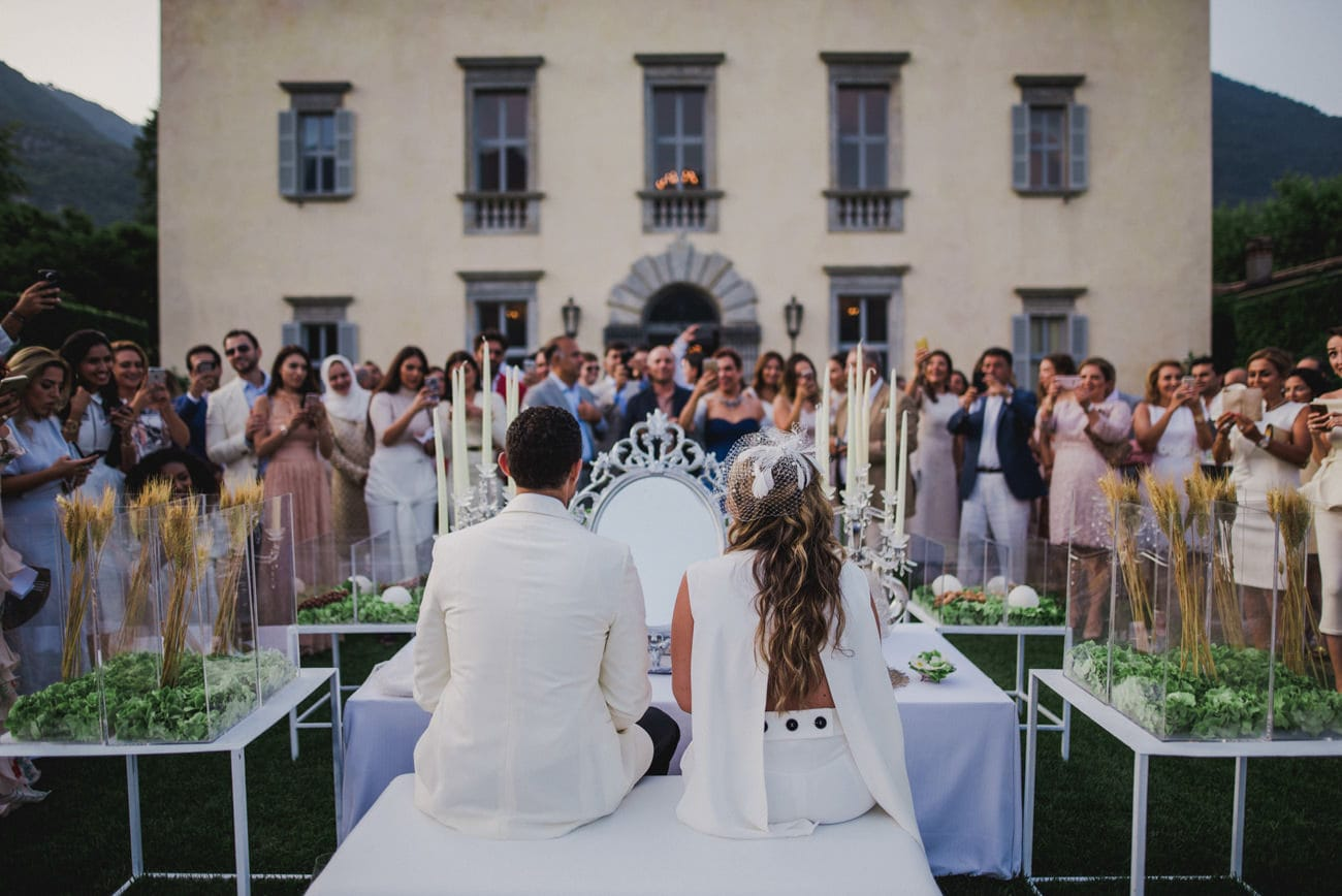 Wedding Photographer Venice - Persian Lebanese Wedding Lake Como - Wedding Photographer Lake Como