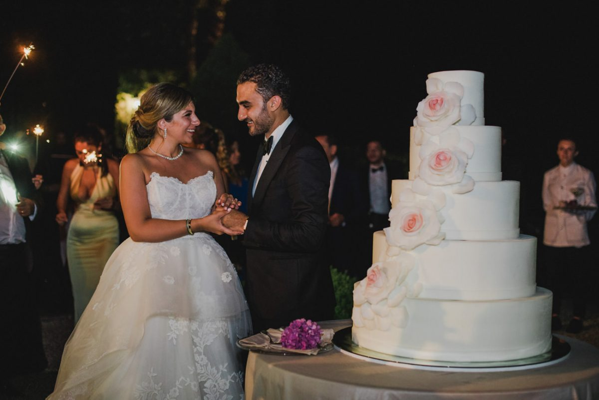 Persian Lebanese Wedding Lake Como - Wedding Photographer Lake Como