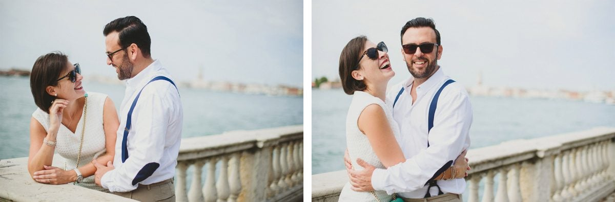 Classy Couple Photoshoot Venice - Engagement Photographer Venice