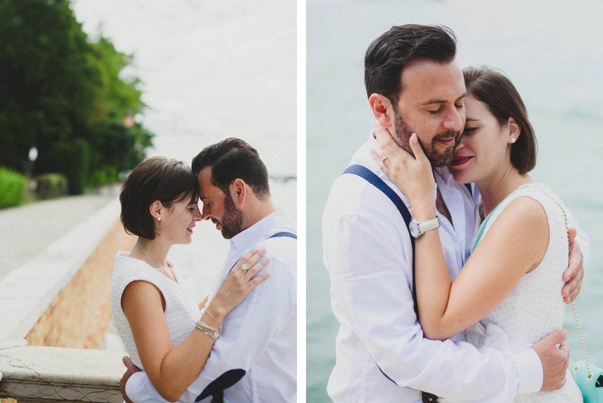 Classy Engagement Photos Venice - Engagement Photographer Venice