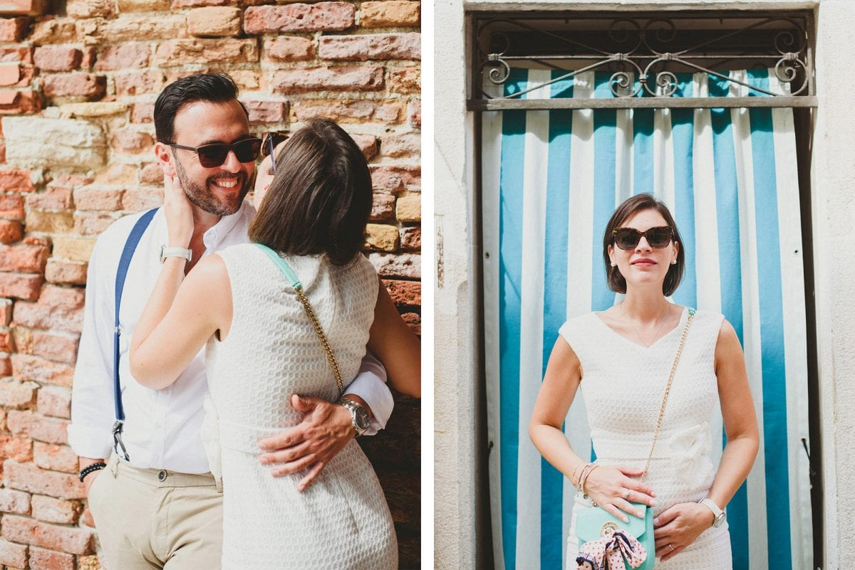 Classy Engagement Photos Venice - Engagement Photographer Venice