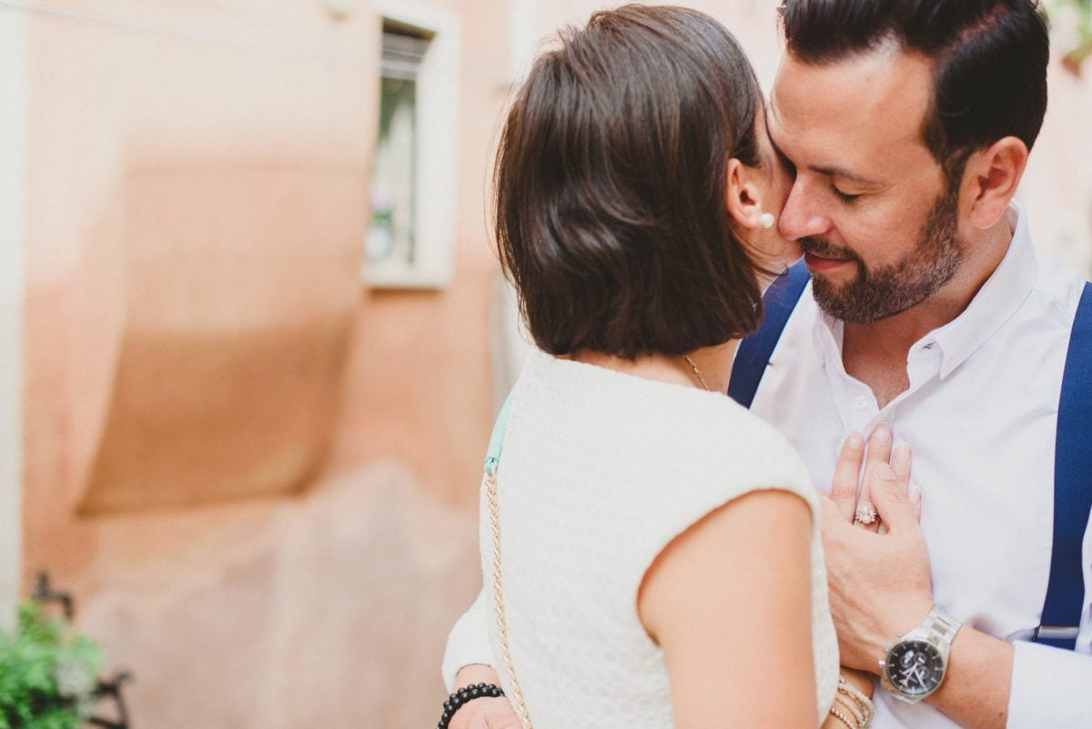 Classy Couple Photoshoot Venice - Engagement Photographer Venice
