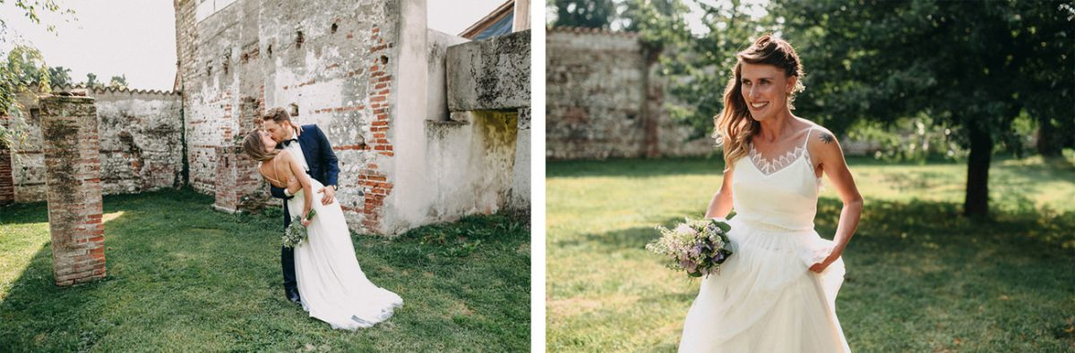 Vintage Italian Wedding - Wedding Photographer Italy