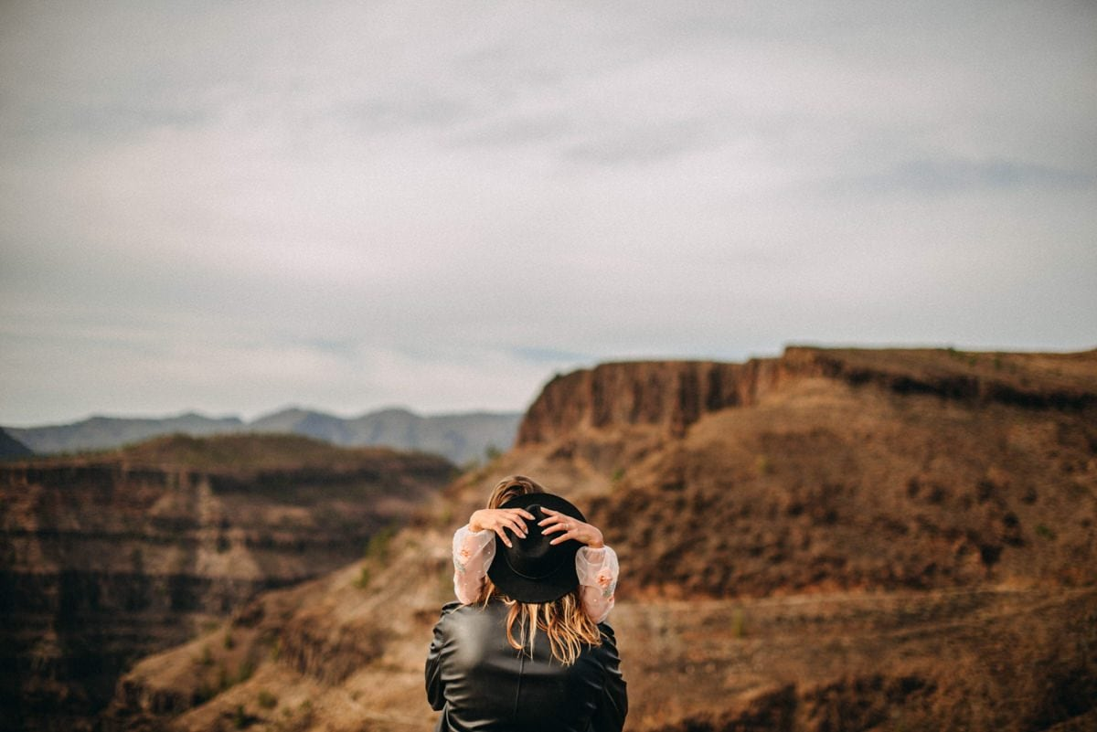 Engagement in Gran Canaria - Couple Photos Canary Islands