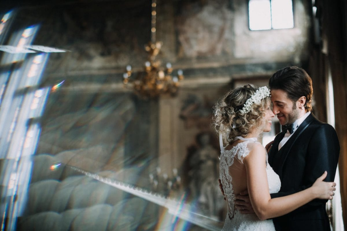 Elopement Photographer Venice - Wedding Photographer Venice - Wedding Ca Sagredo