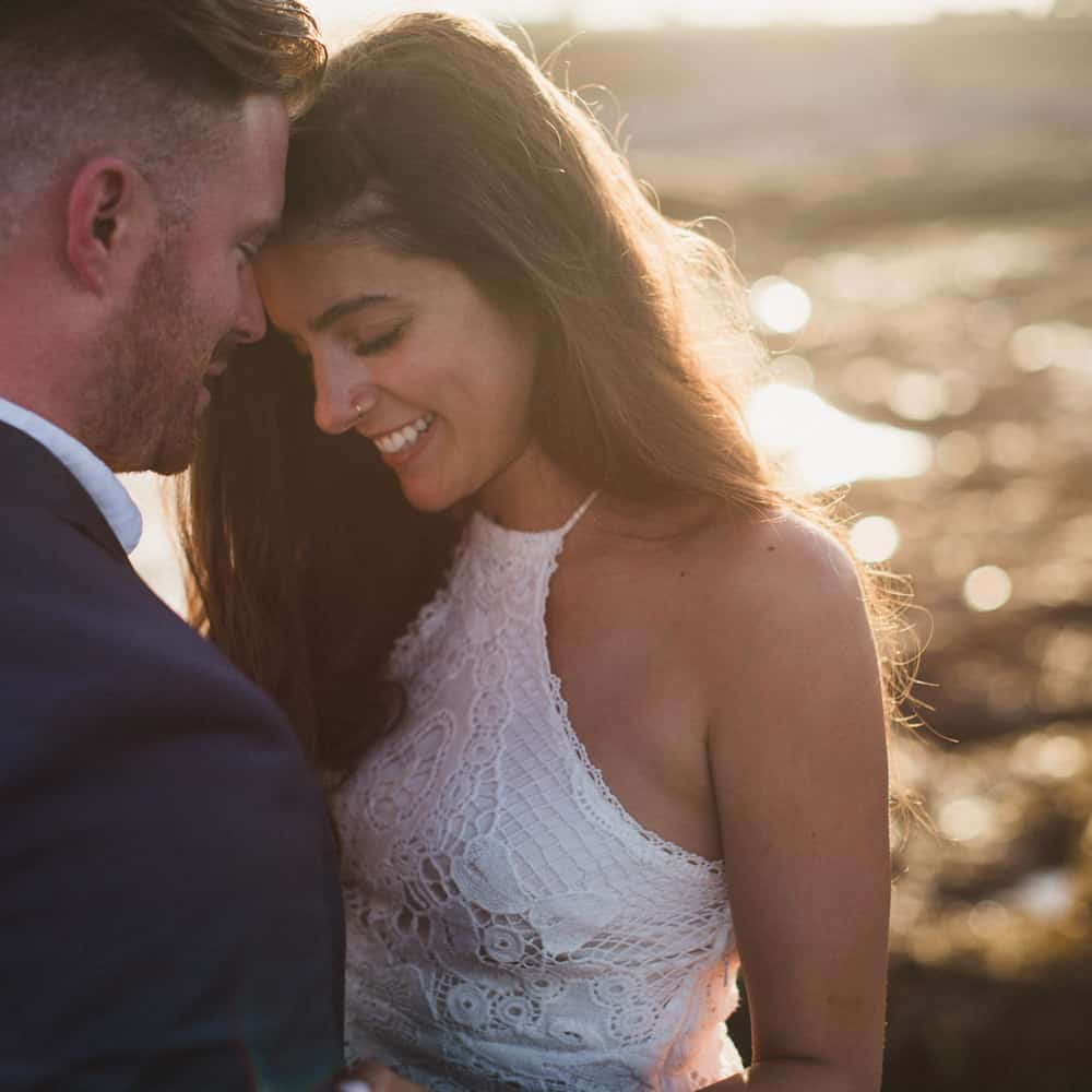 Boho Wedding in Rhode Island