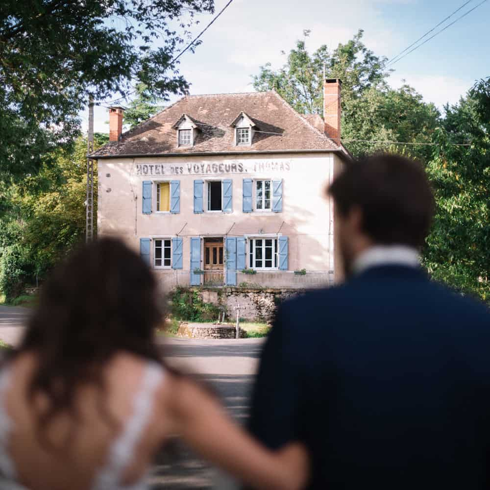 Jewish Wedding in France