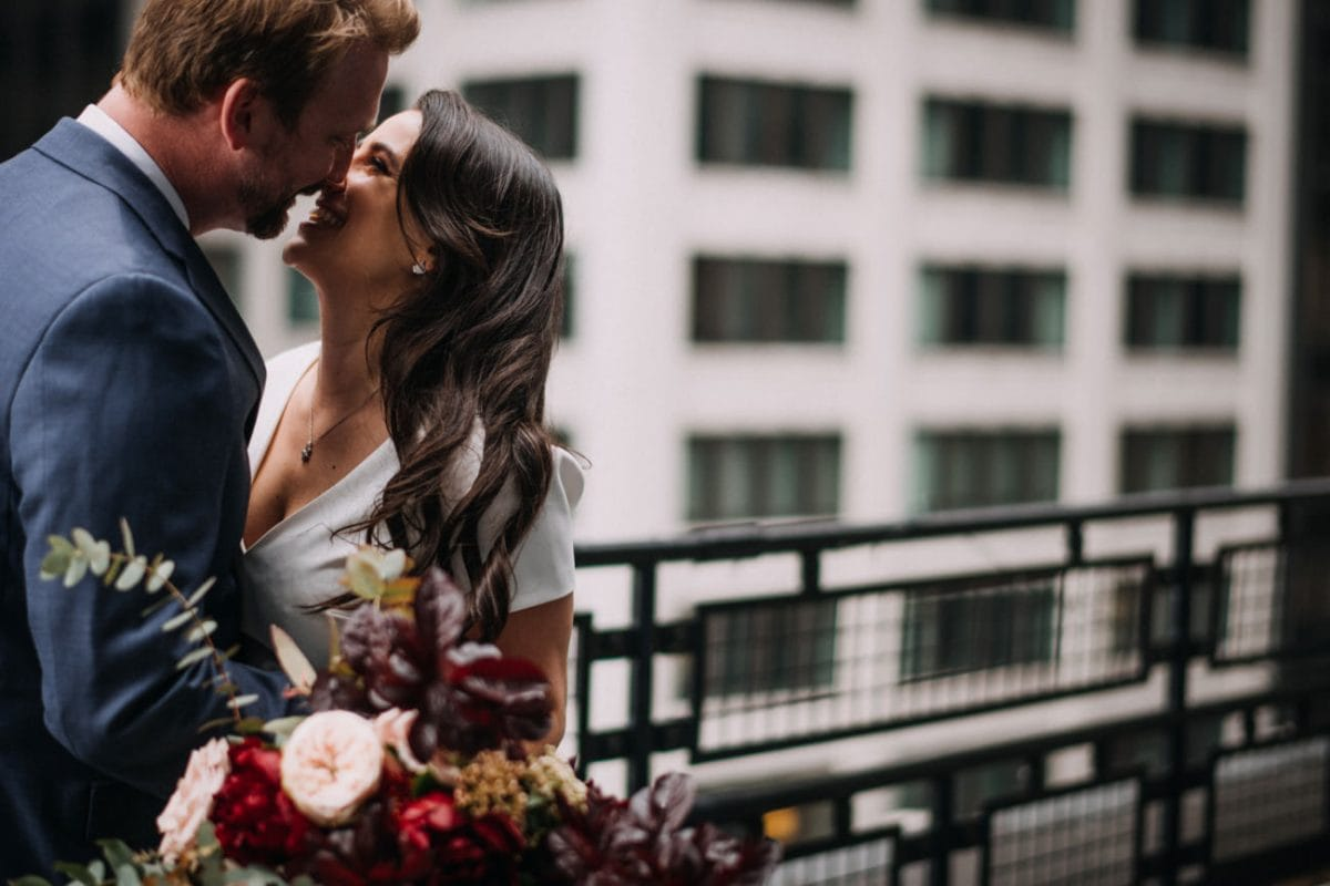 Love & The City / Elopement Photographer New York City