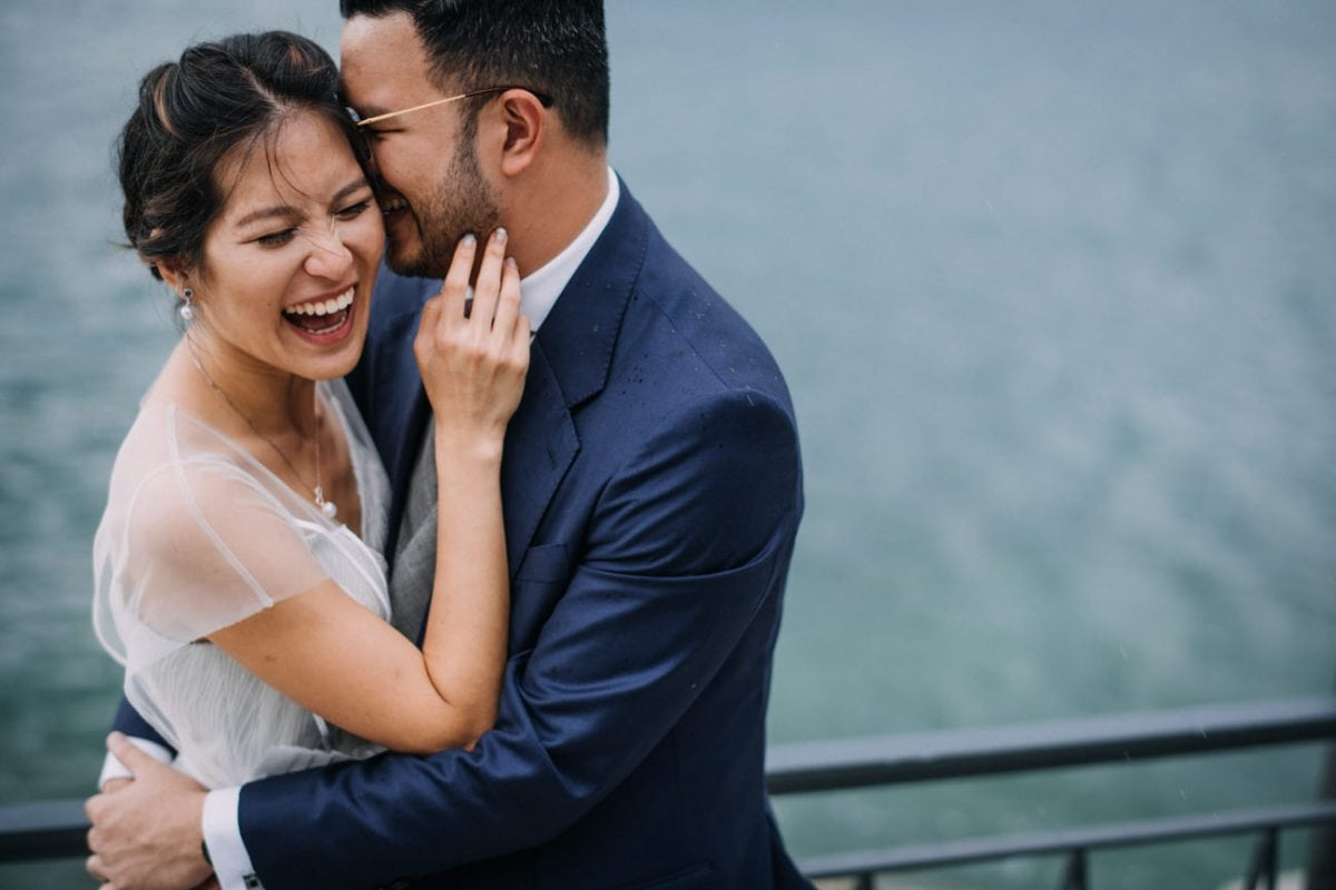 Prewedding in Lake Como - Couple Photographer Bellagio