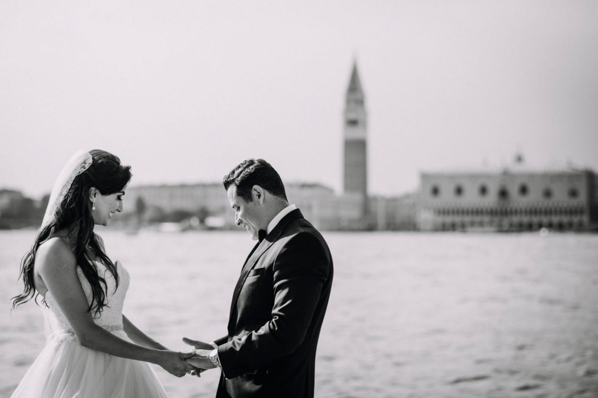 Wedding Photographer Venice - Wedding Aman Palace Venice