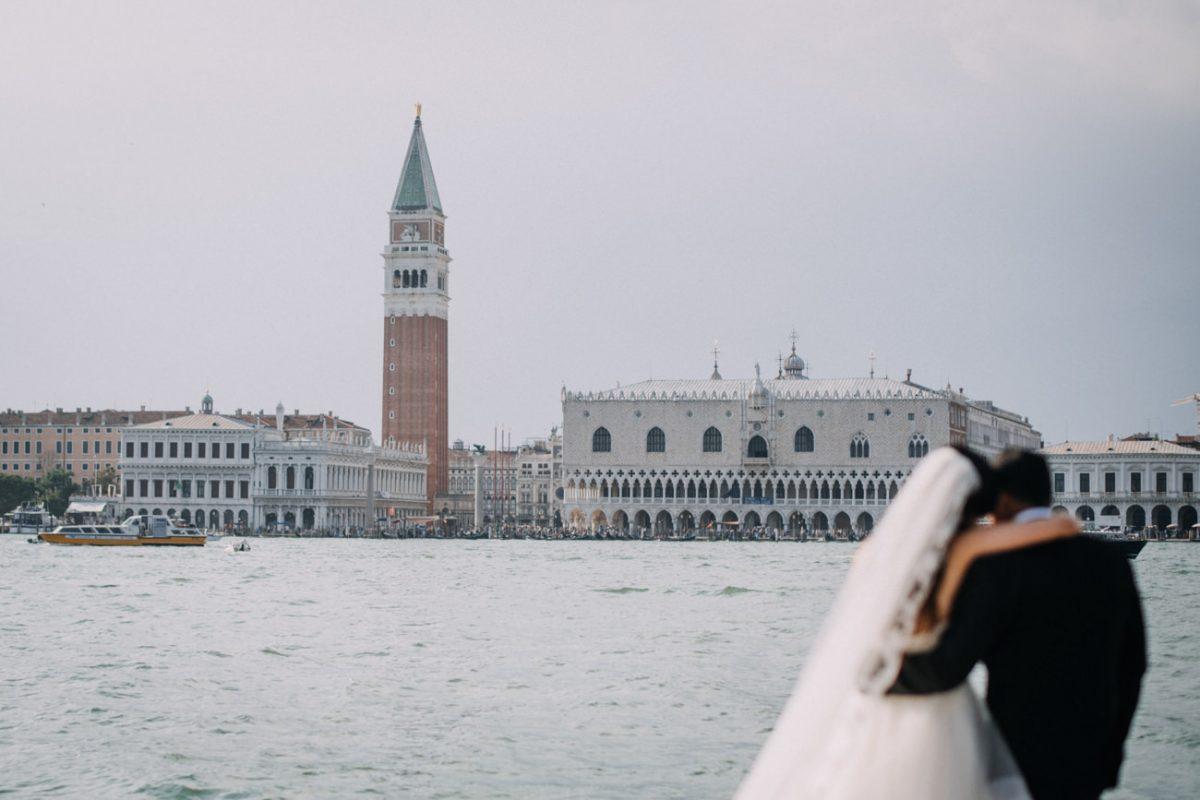 Wedding Photographer Venice - Wedding Aman Palace Venice