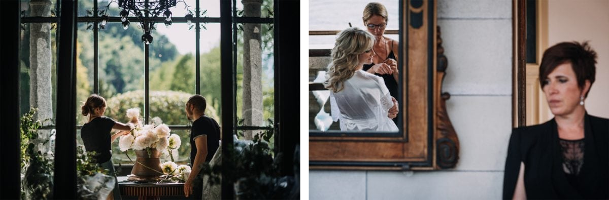 Wedding Photographer Lake Como - Intimate Wedding Lake Como