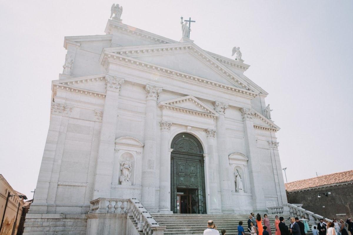 Wedding Photographer Venice - Catholic Wedding in Venice