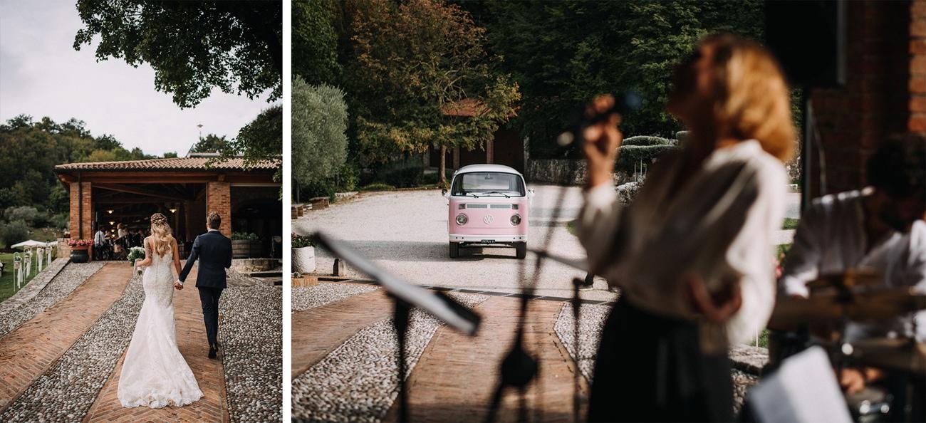 Star Wars Wedding in Italy