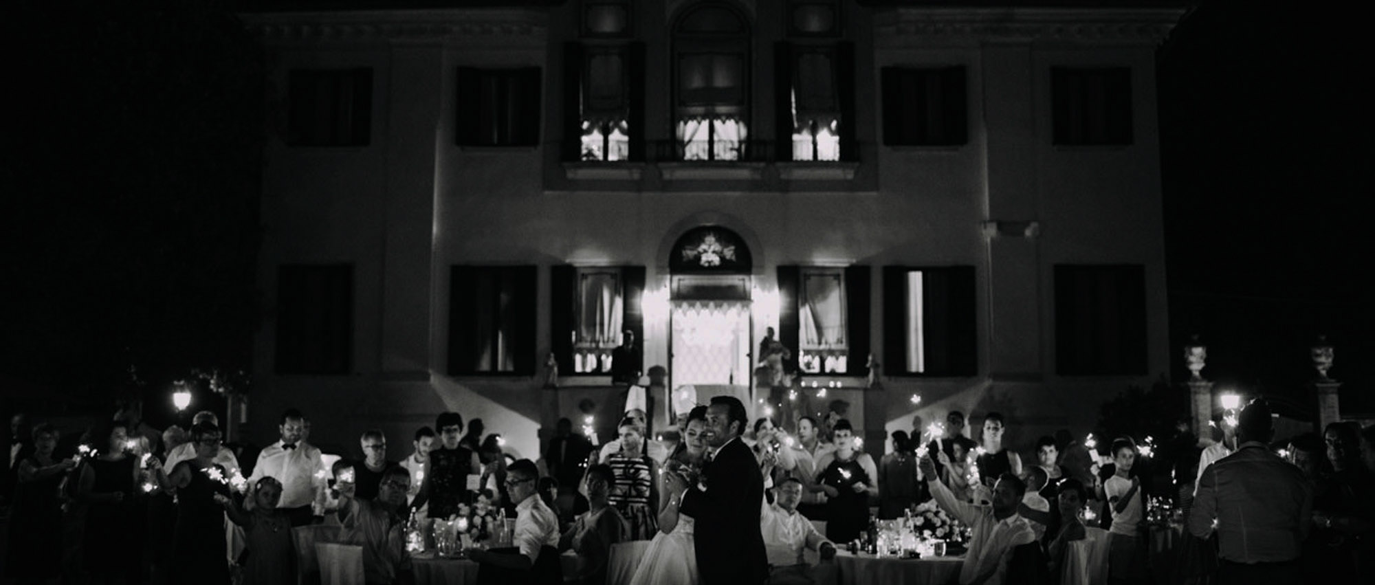 Fireworks and the Redentore / A Catholic Wedding in Venice