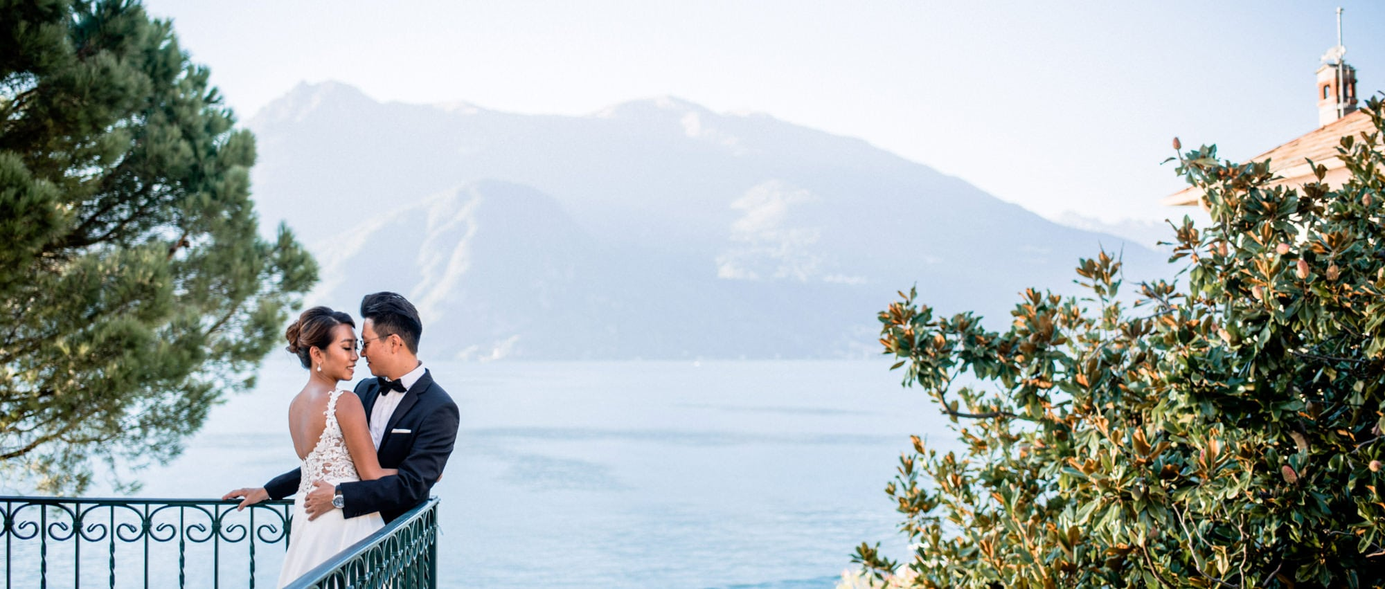 Wedding Photos Lake Como