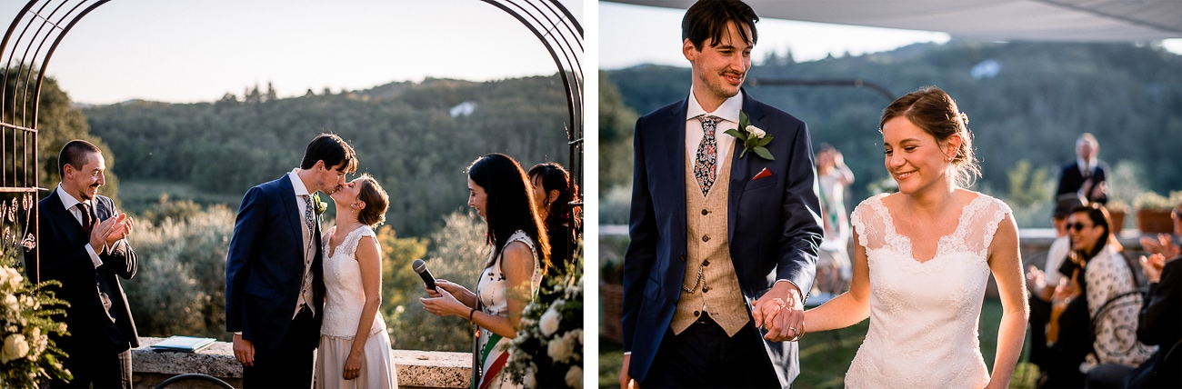 Boho Destination Wedding in Italy - Wedding Photographer Italy