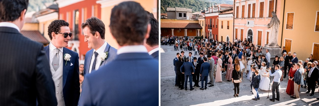 From Brazil with Love / A Classy Wedding in Italy