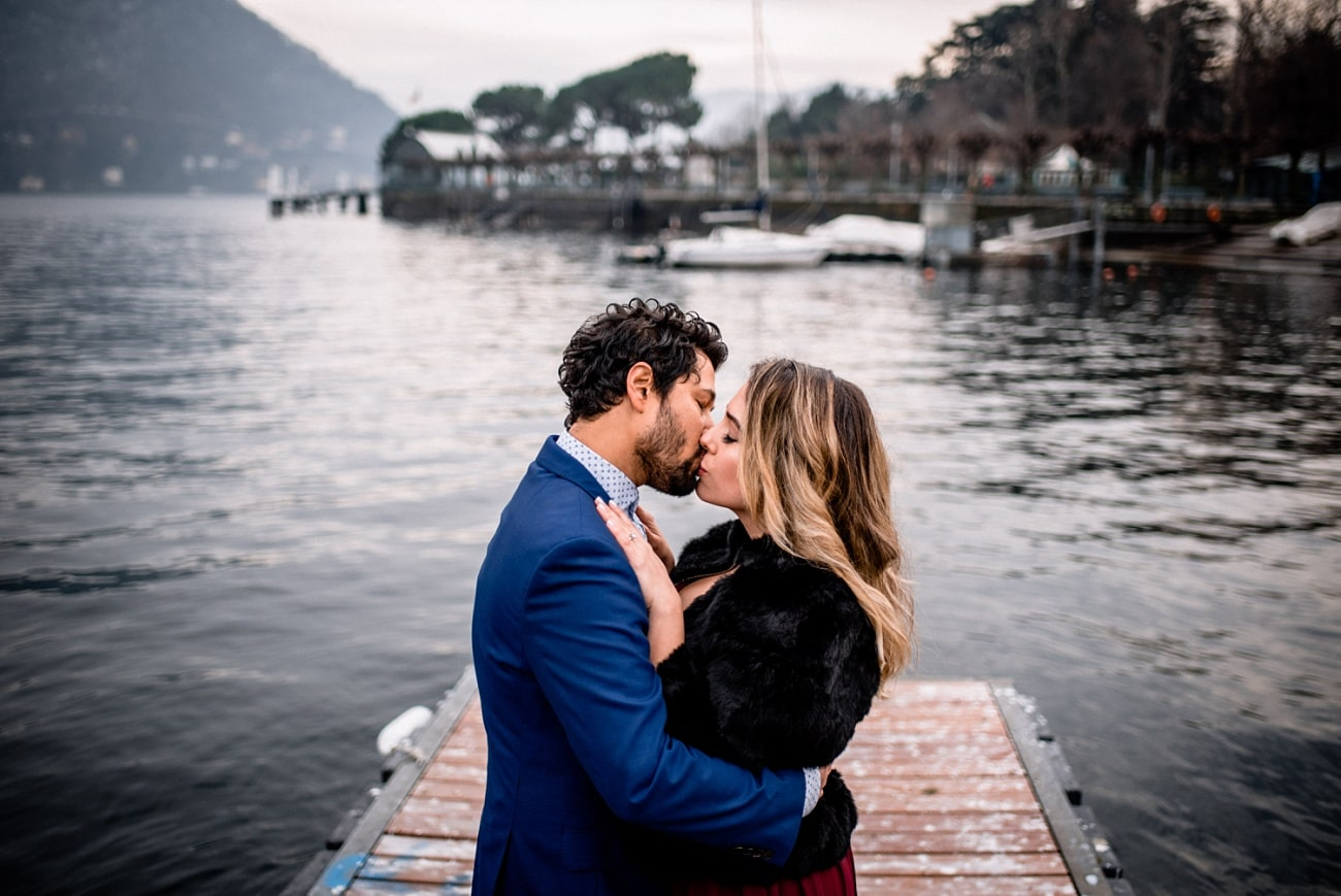 Couple Photographer Lake Como