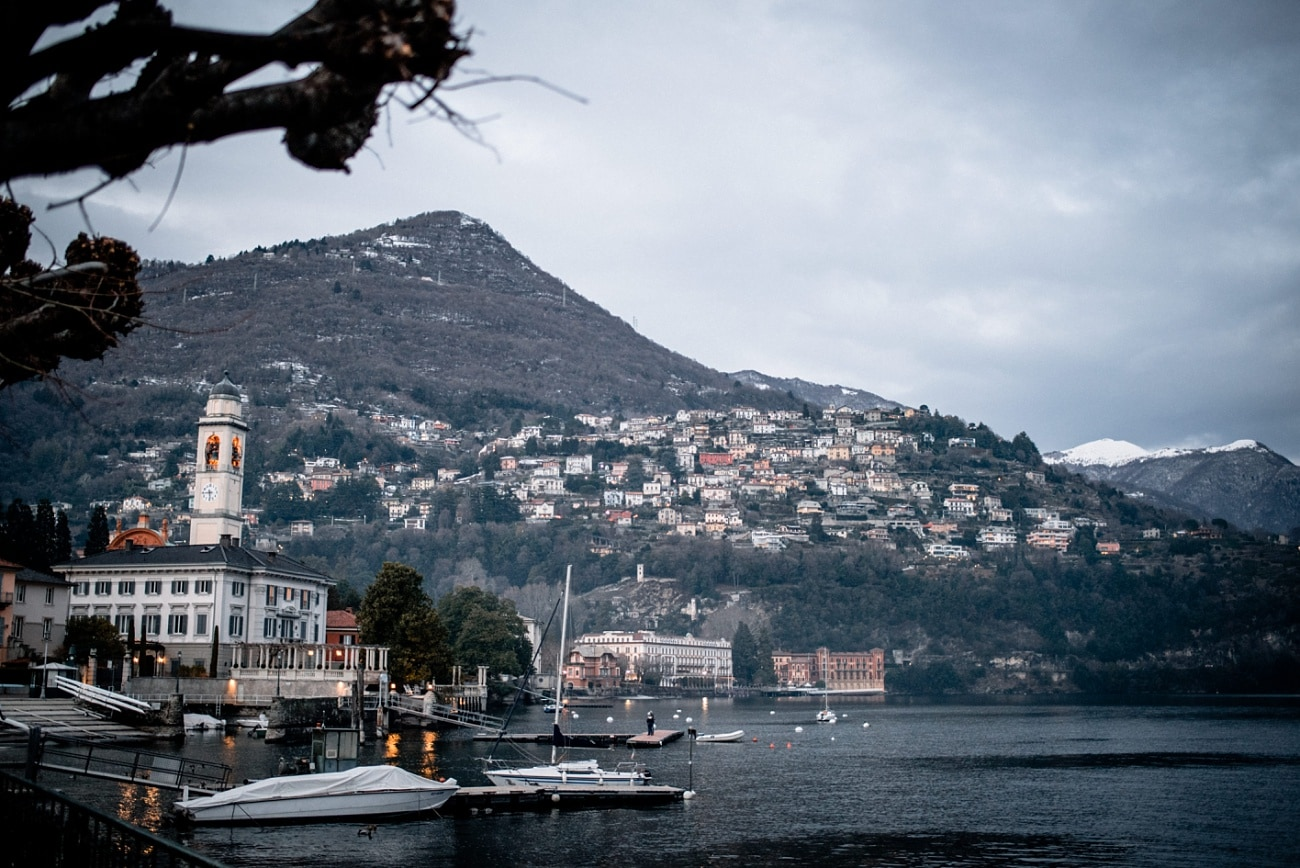 Engagement Session Lake Como