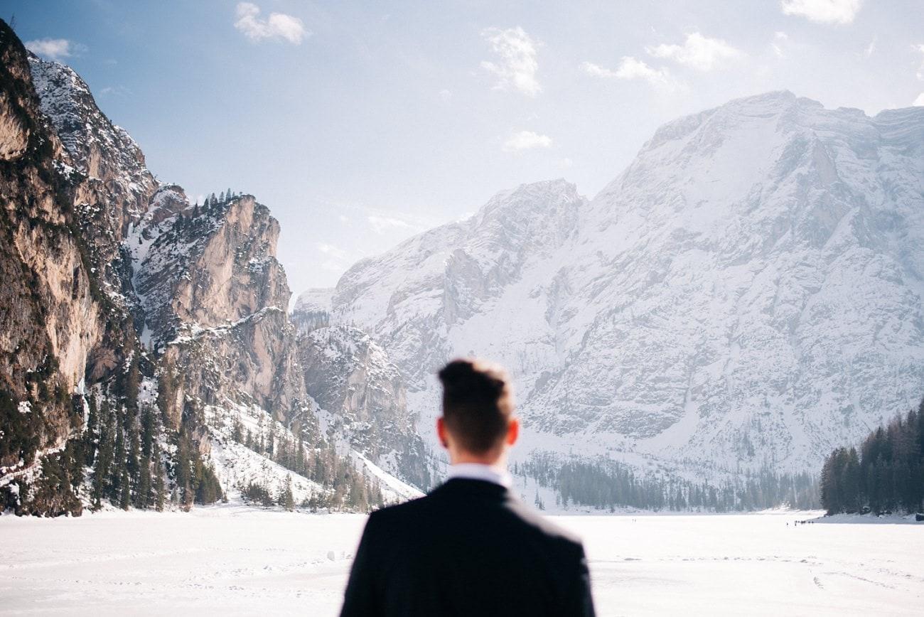 Elopement Photographer Italy