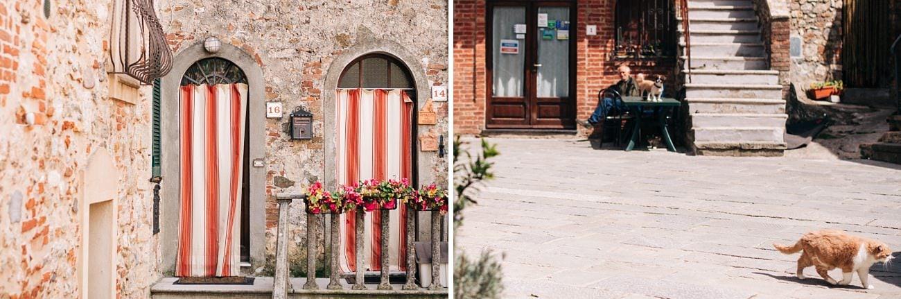 Tuscany Wedding Location