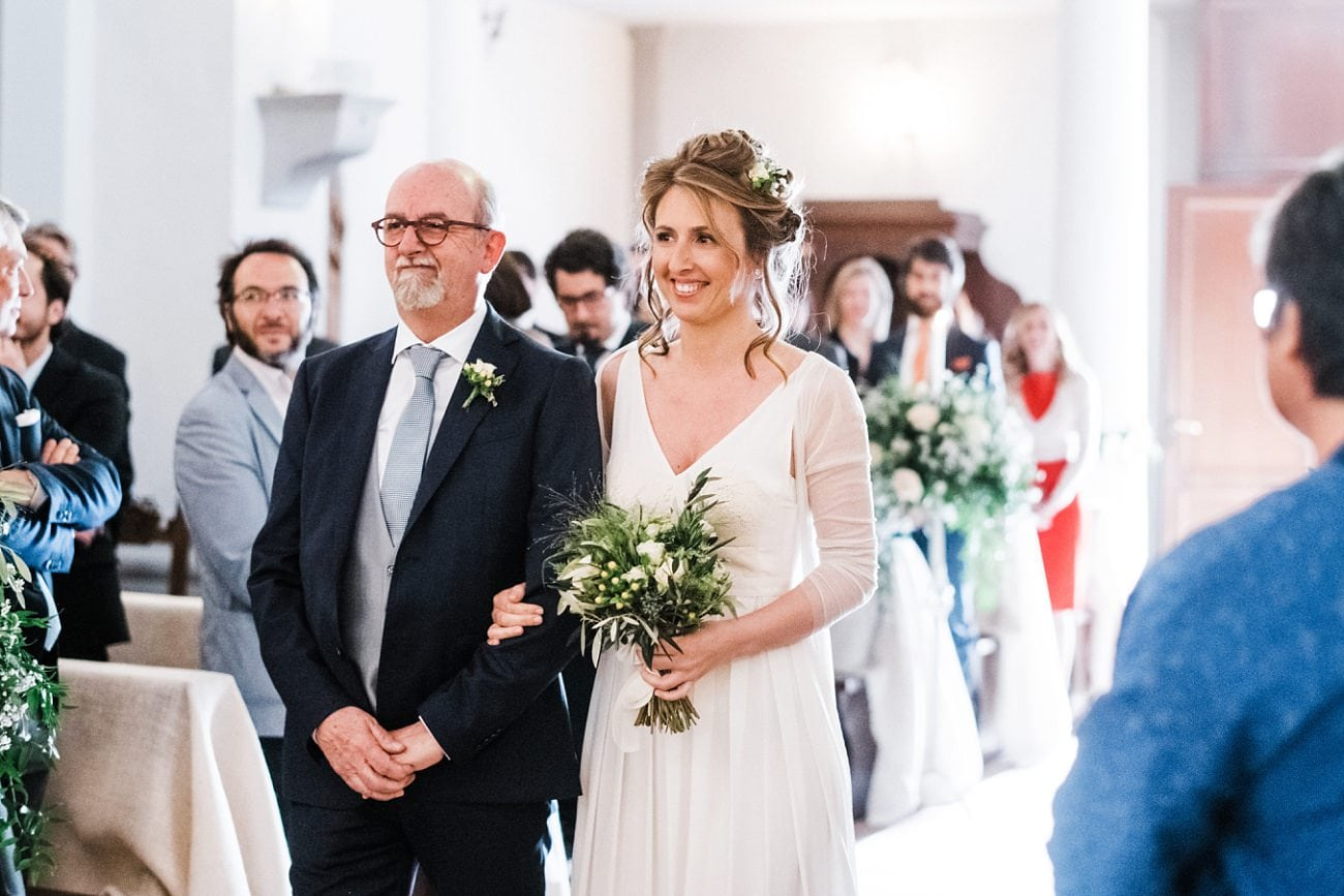 Catholic Wedding in Tuscany