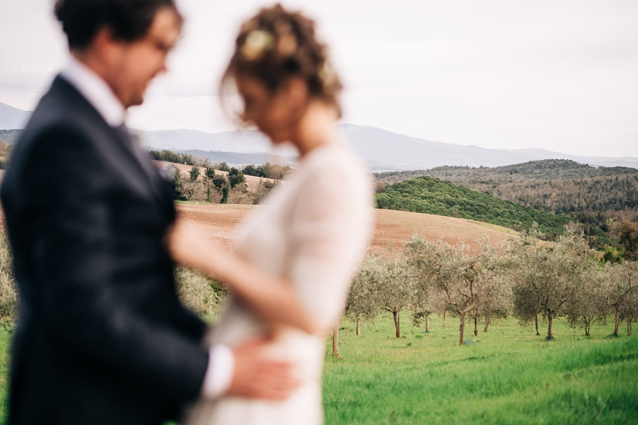 Wedding Couple Portrait Session in Tuscany