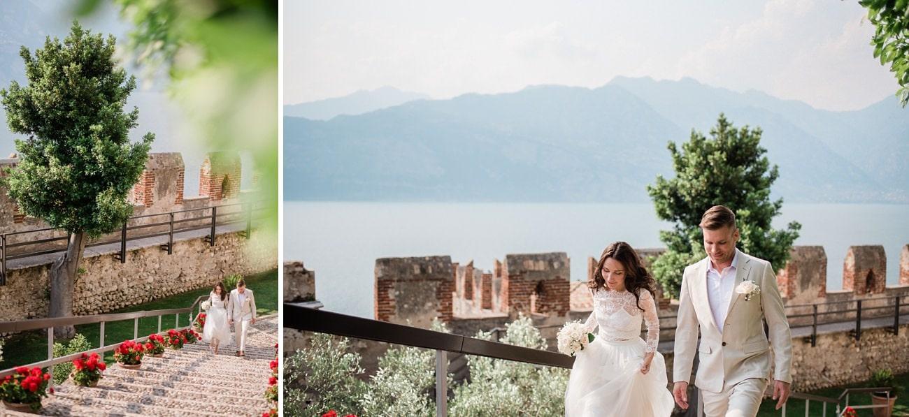 Elopement in Lake Garda