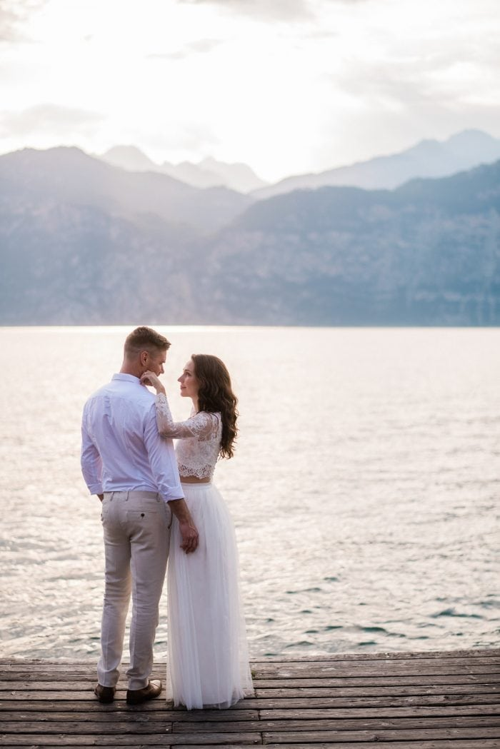 Elopement Photographer in Italy