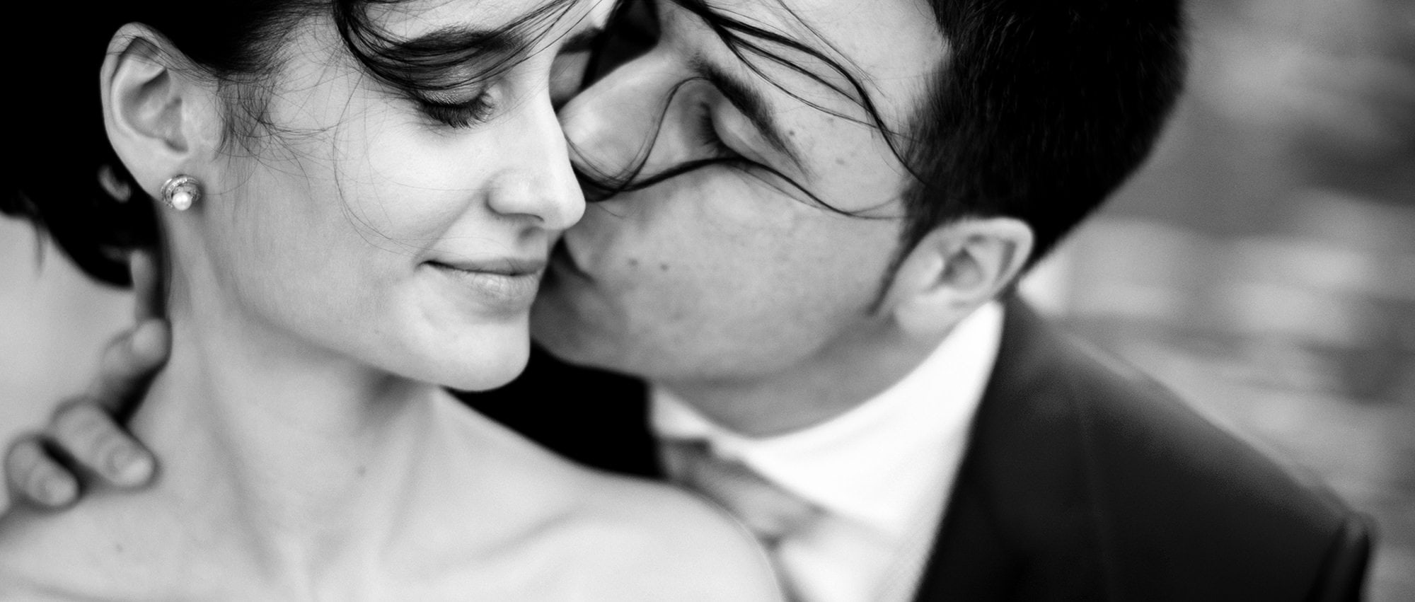 A moody Venice / Intimate Wedding in Venice