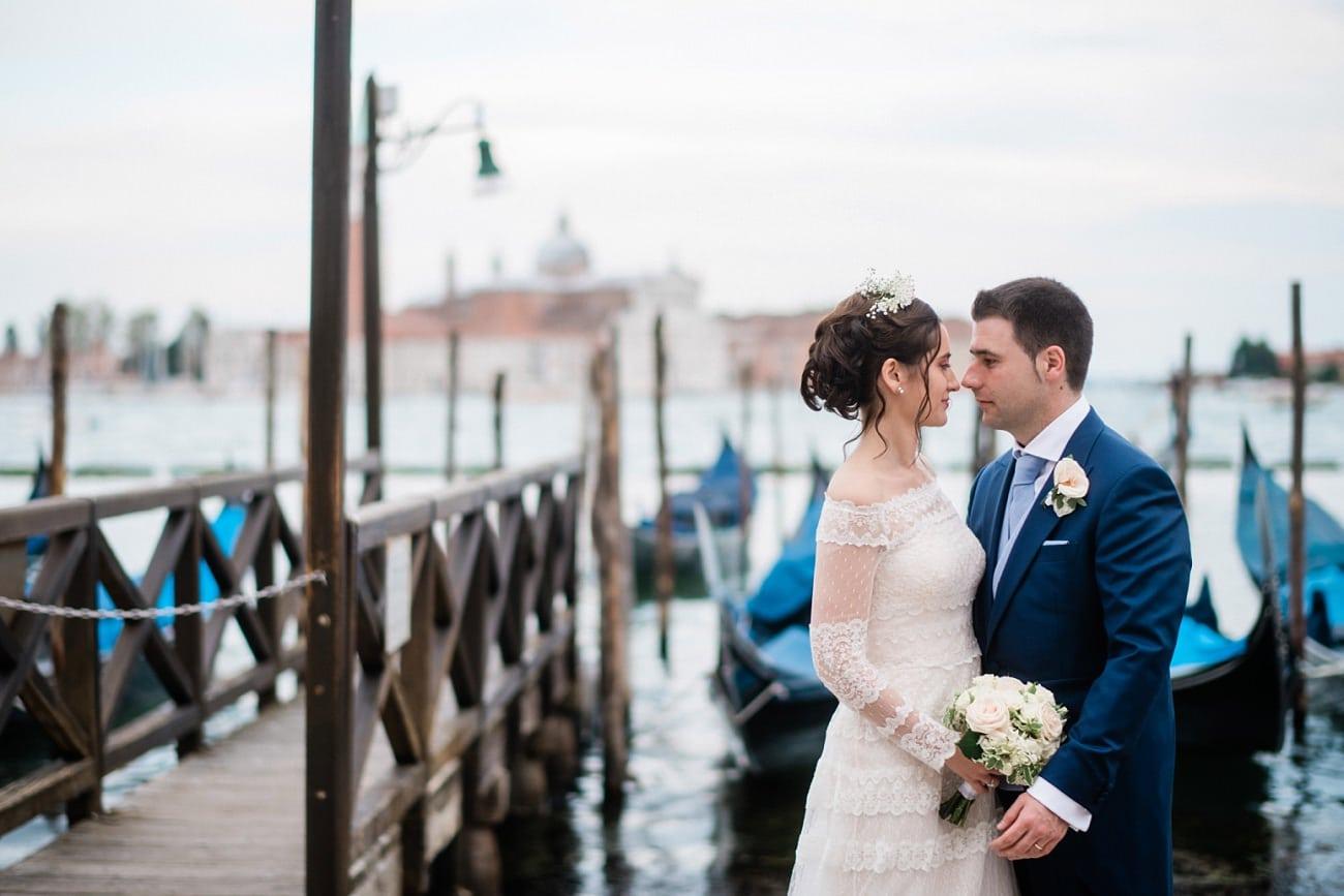 Wedding San Marco Venice