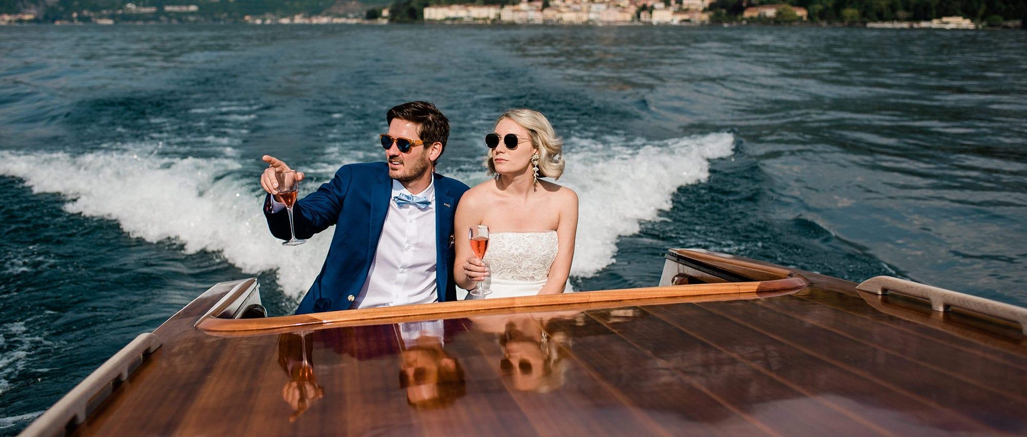 Our secret rendez-vous / Elopement Photographer Lake Como