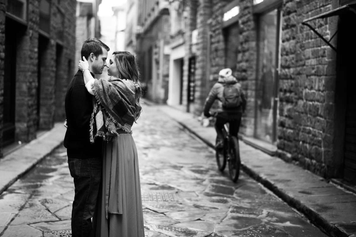 When the sun rises / Couple Photographer Florence