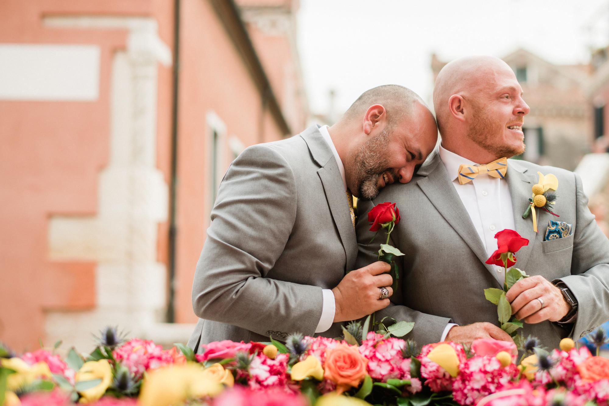 Gay Wedding in Venice