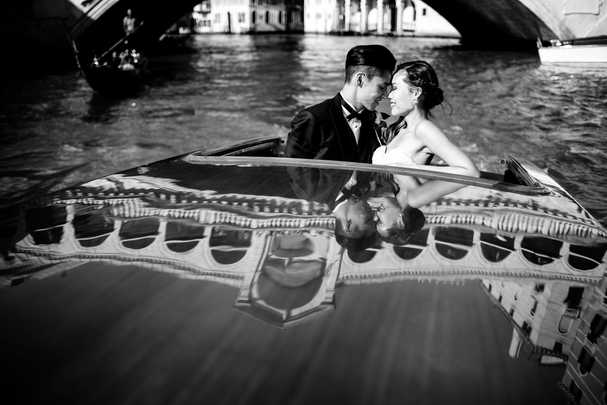Prewedding Shooting in Venice