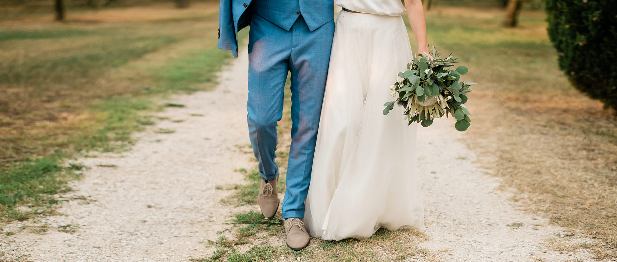 Between Sunsets & Olive Trees / Destination Wedding in Verona