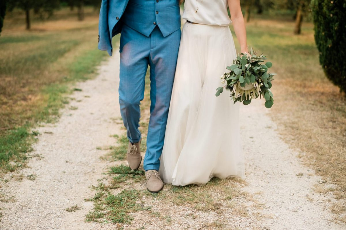 Countryside Wedding in Italy