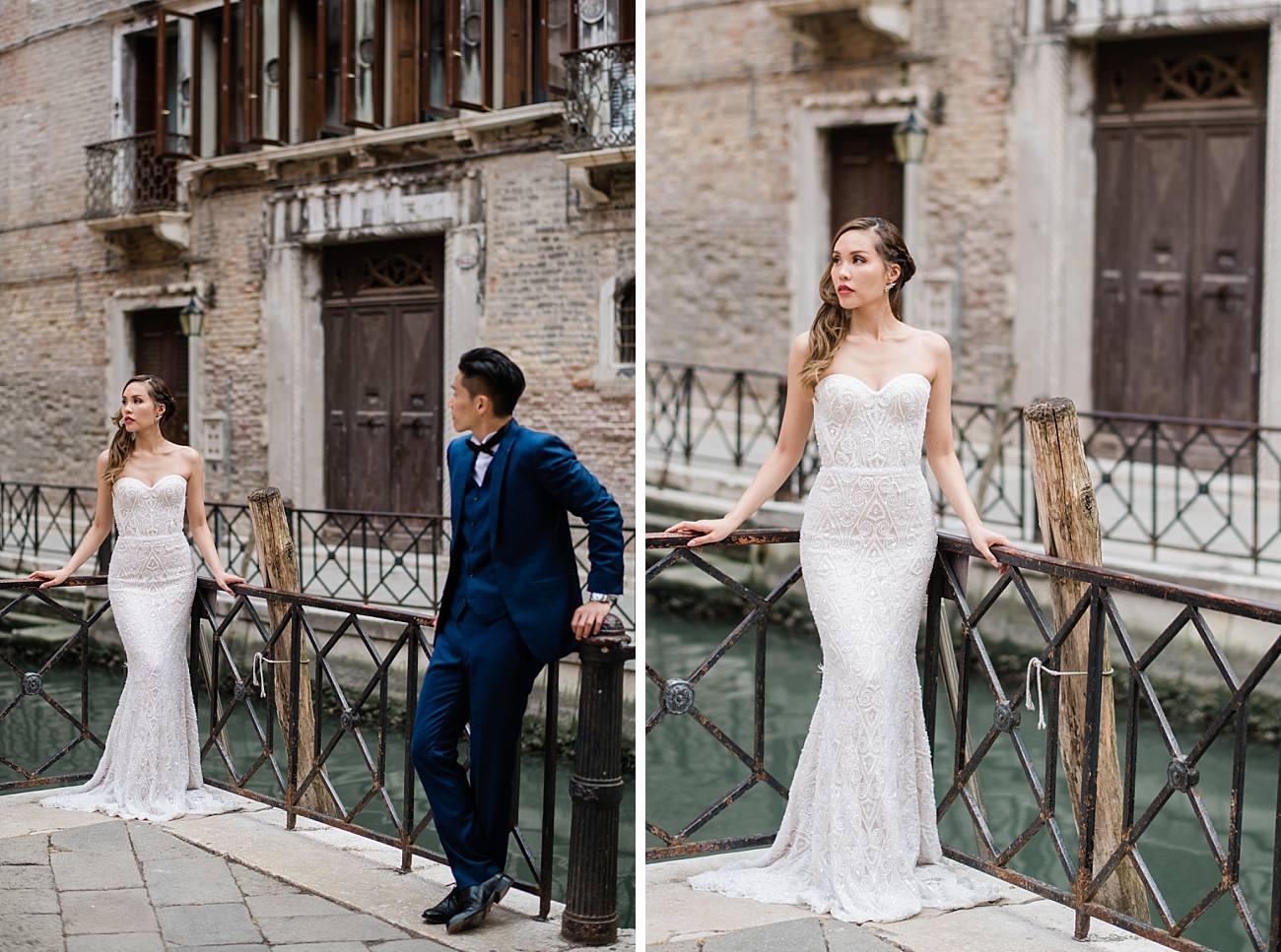 In the City of Love / Wedding Photos Venice