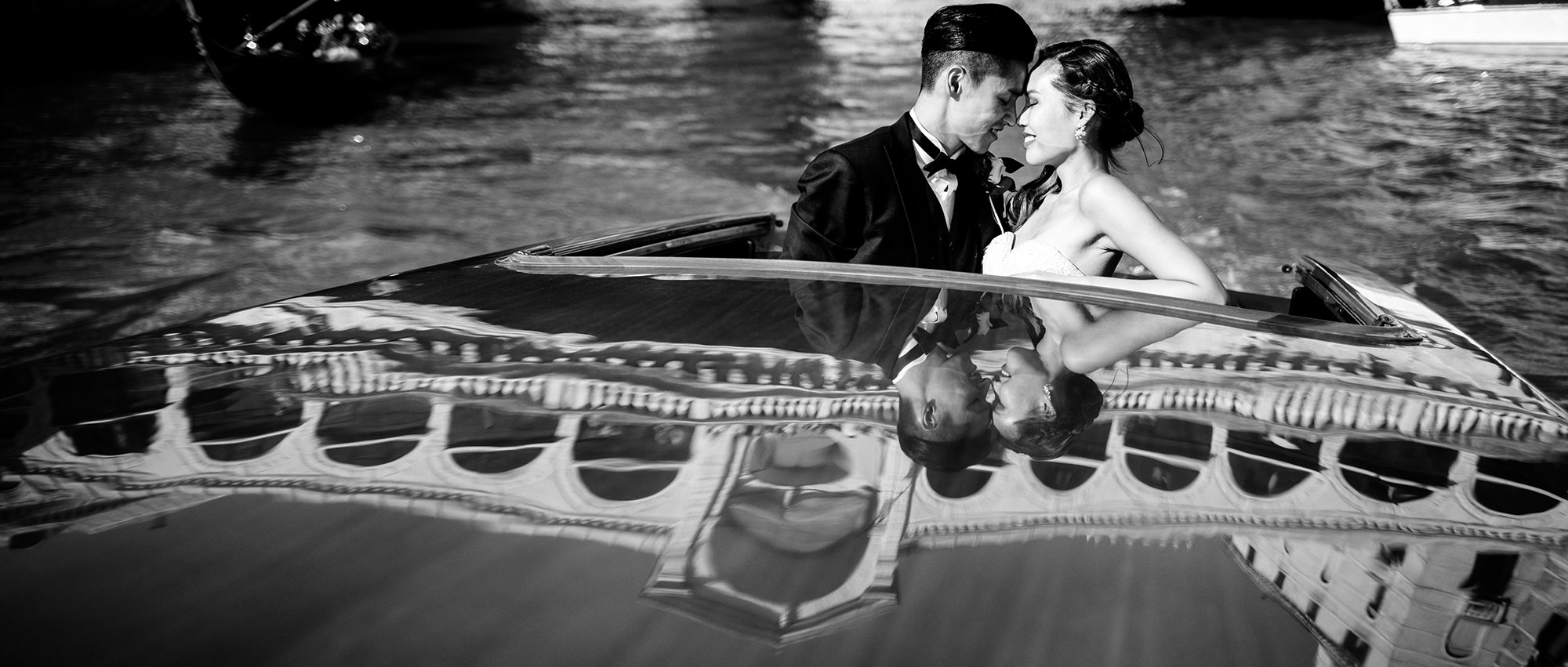 Prewedding Shooting in Venice