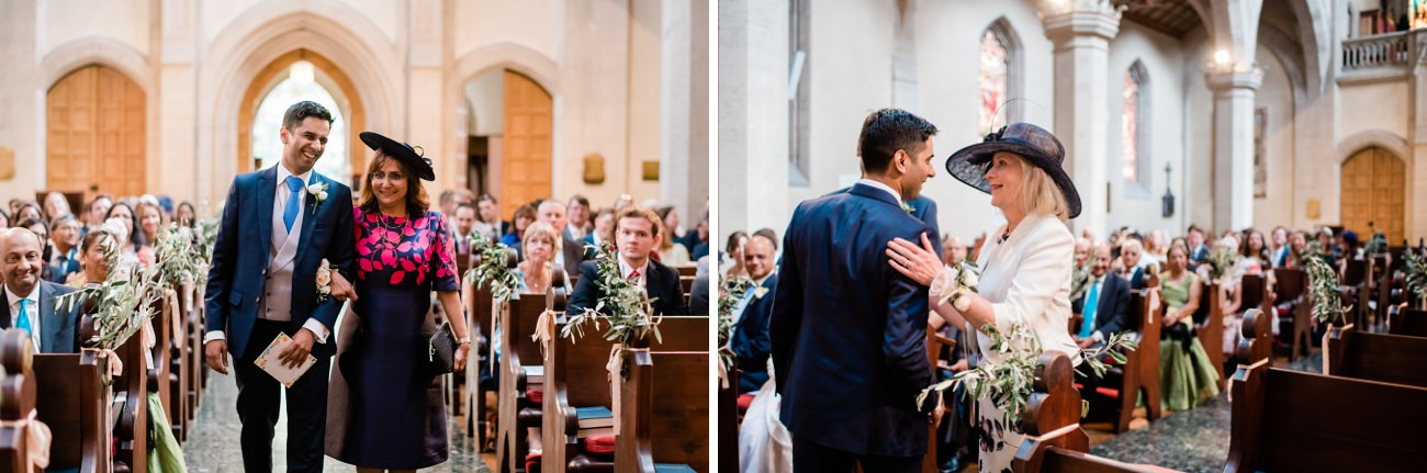 Destination Wedding American Church Florence